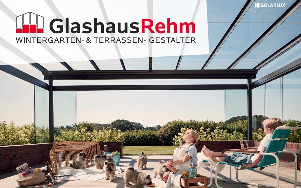 Aktuelles Glashaus Rehm Wintergarten Glashaus Light
