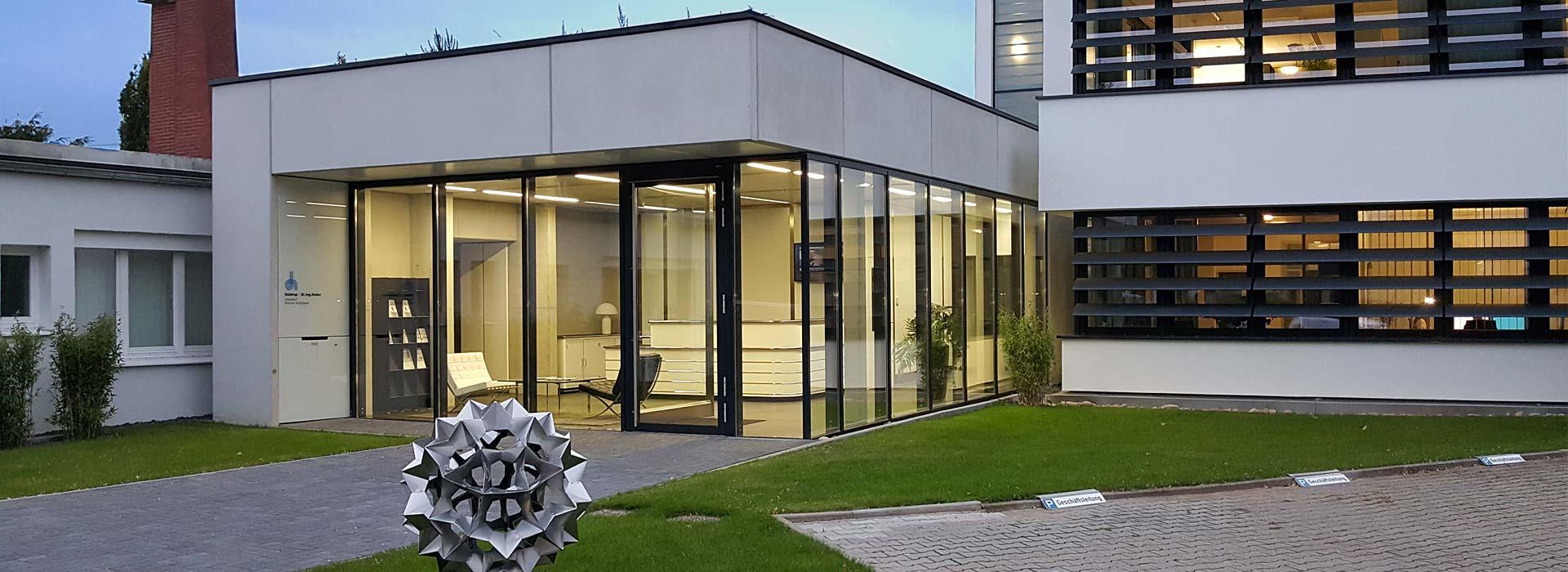 Glasraum Wintergarten Glashaus Light Terrassendach